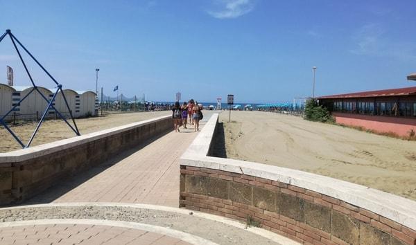 Nuove regole spiagge Toscana