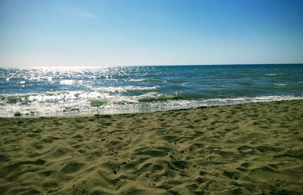 Regolamento spiagge libere Toscana