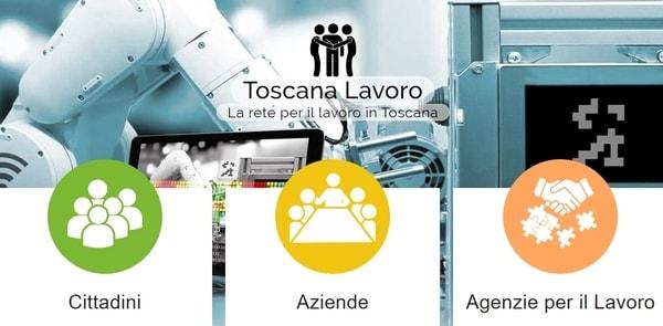 Toscana Lavoro Offerte