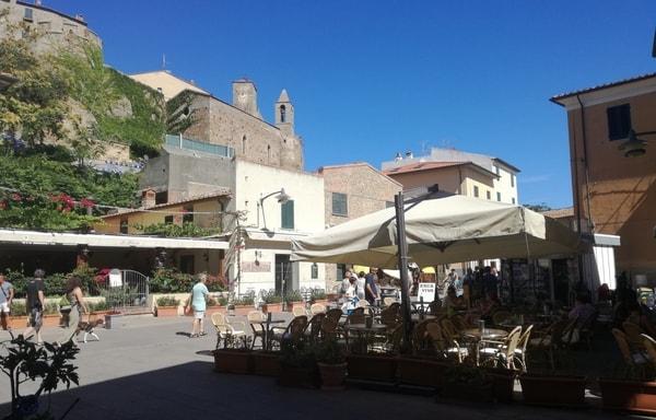 Centro storico Castiglione della Pescaia