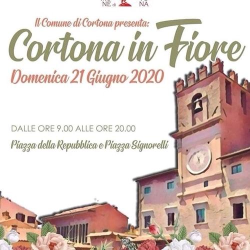 Cortona in Fiore 2020