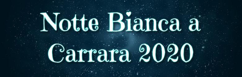 Eventi Carrara Estate 2020