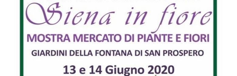 Eventi Siena giugno 2020