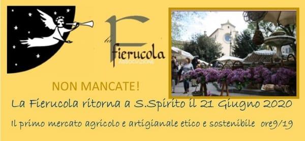 Fierucola Firenze giugno 2020