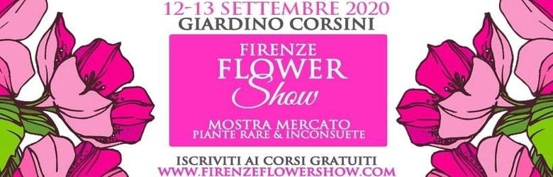 Firenze Flower Show 2020 Corsini