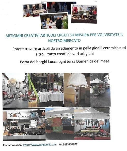Mercato dei Borghi Lucca