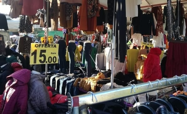 Mercato settimanale Siena mercoledi