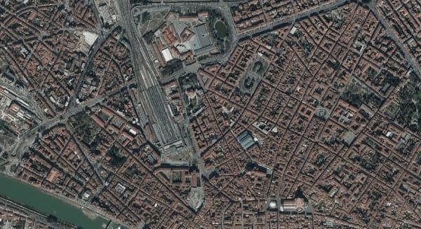 Ortofoto Toscana