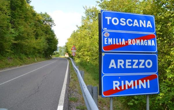 Spostamenti Toscana 3 giugno