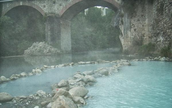 Terme di Petriolo Toscana