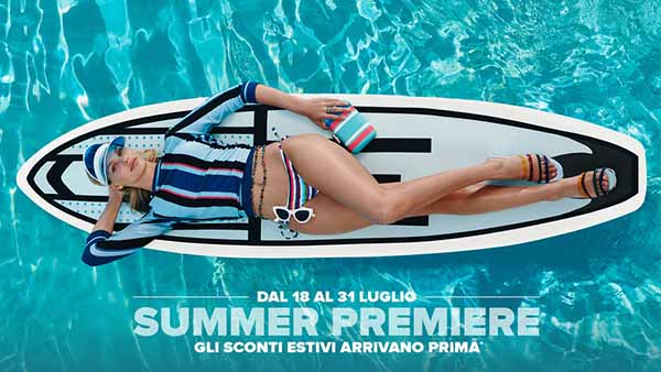 Saldi Estivi 2020 in Toscana - Valdichiana Outlet Village - Foiano della Chiana