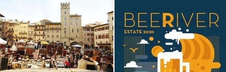 Agenda Toscana 3 4 5 luglio 2020