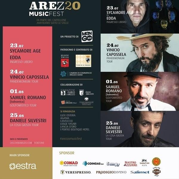 Arezzo Music Fest 2020