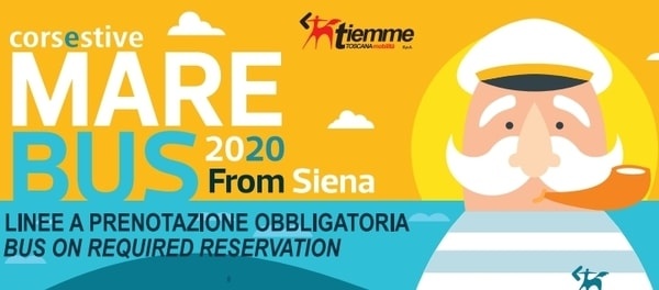 Autobus Siena Mare 2020