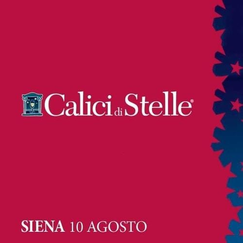 Calici di Stelle Siena 2020