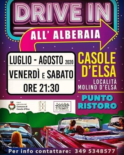 Drive In Alberaia