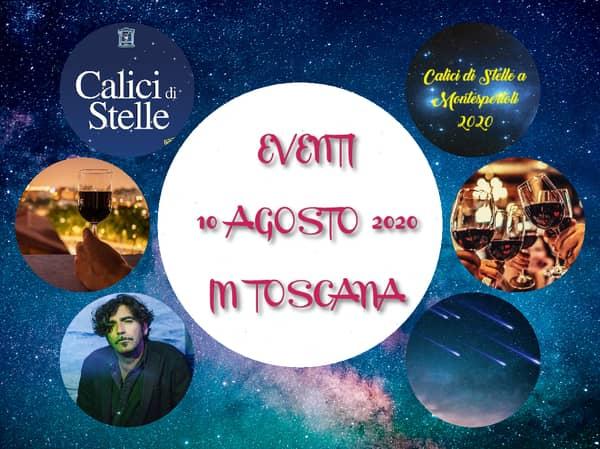 Eventi 10 agosto in Toscana