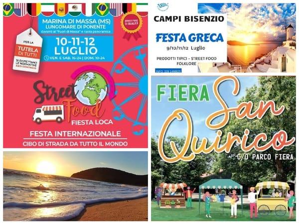 Eventi Toscana secondo weekend luglio 2020