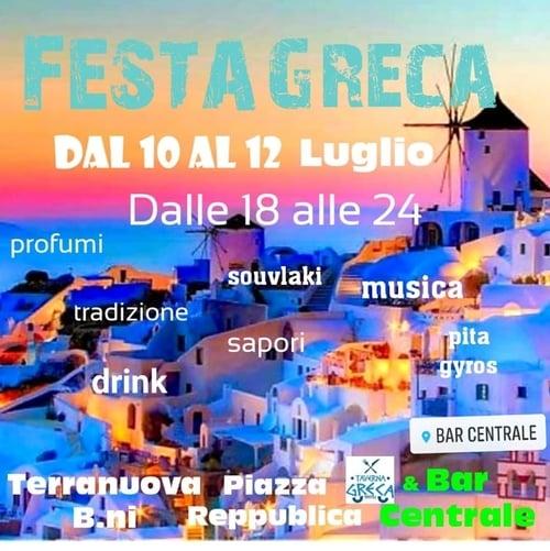 Festa Greca Terranuova Bracciolini