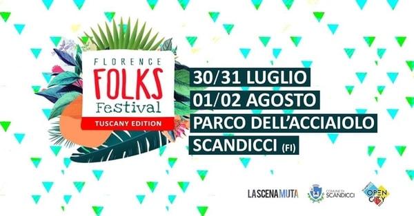 Florence Folks Festival Scandicci 2020