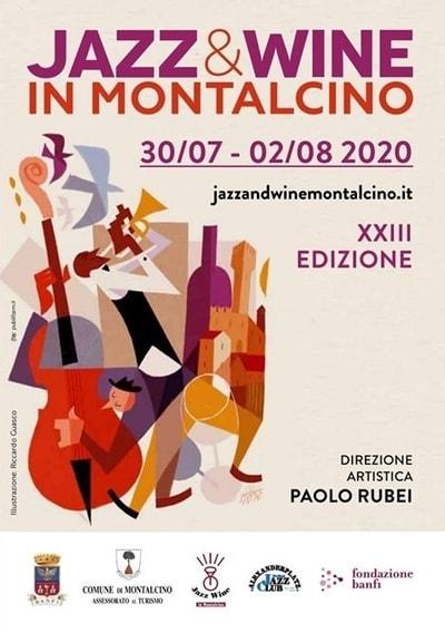 Jazz Wine Montalcino 2020
