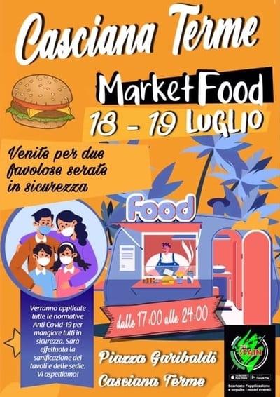 Market Food Casciana Terme