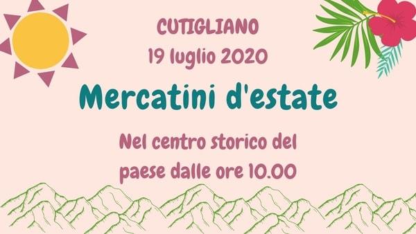 Mercatini Estate Cutigliano