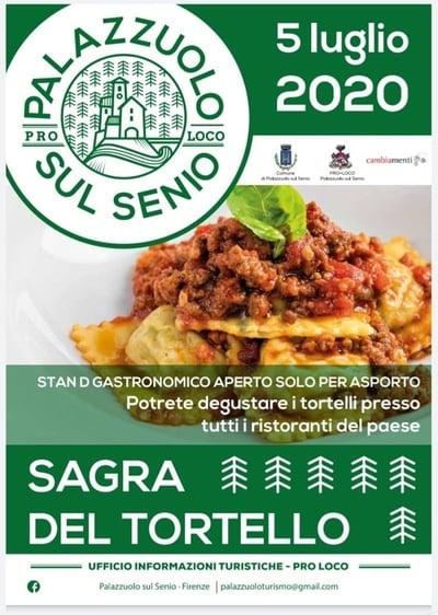 Sagra Tortello Palazzuolo sul Senio 2020