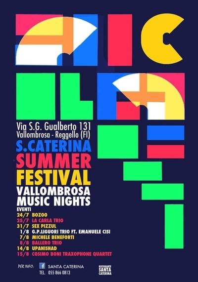 Santa Caterina Summer Festival 2020