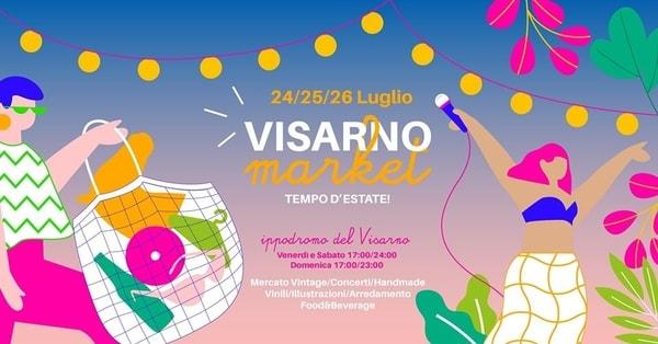 Visarno Market Firenze Luglio 2020