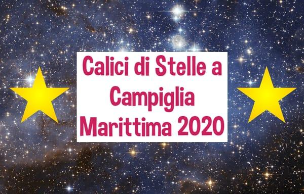 Calici di Stelle Campiglia Marittima 2020