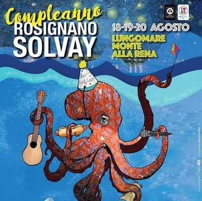 Compleanno Rosignano Solvay
