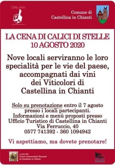 Eventi 10 agosto Chianti