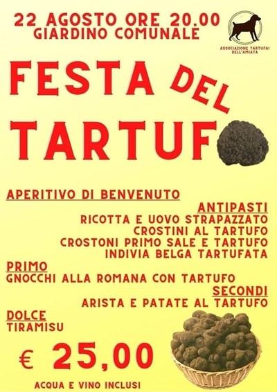 Festa Tartufo Castell Azzara