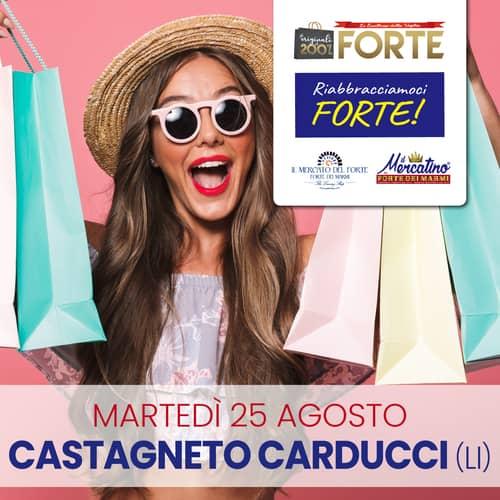 Forte dei Marmi Castagneto Carducci