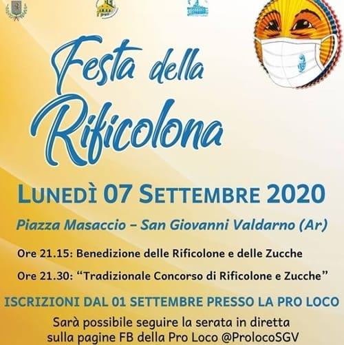 Rificolona San Giovanni Valdarno 2020