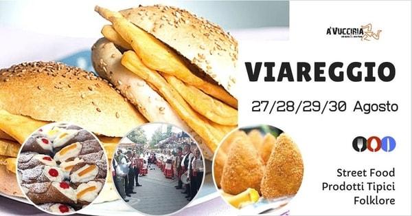 Sicilia Street Food Viareggio 2020
