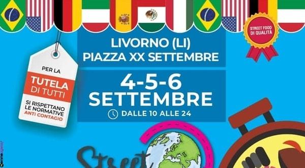 Stteet Food Fiesta Loca Livorno