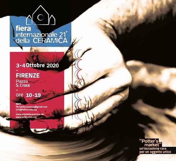 Fiera Internazionale della Ceramica a Firenze 2020 - 21 Edizione