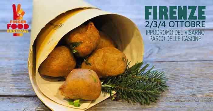 Finger Food Festival 2020 a Firenze Parco delle Cascine