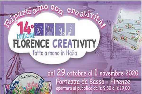 Florence Creativity 2020 - 14° Edizione
