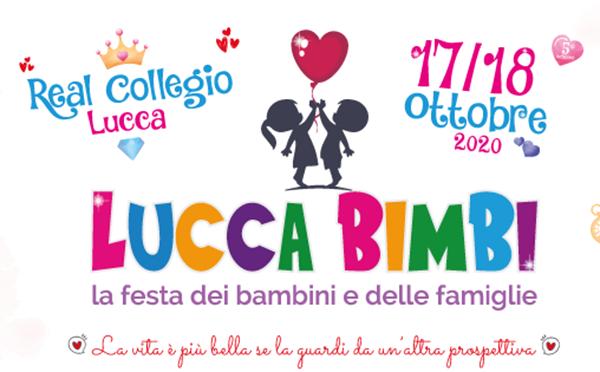 Lucca Bimbi 2020 5° Edizione 17-18 Ottobre