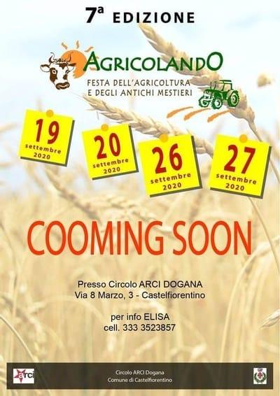 Agricolando 2020
