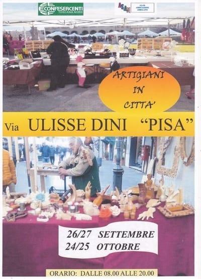 Artigiani in città Pisa