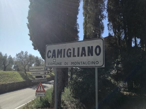 Camigliano Montalcino