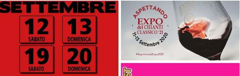Eventi Toscana domenica 13 settembre 2020