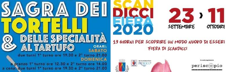 Eventi Toscana domenica 27 settembre