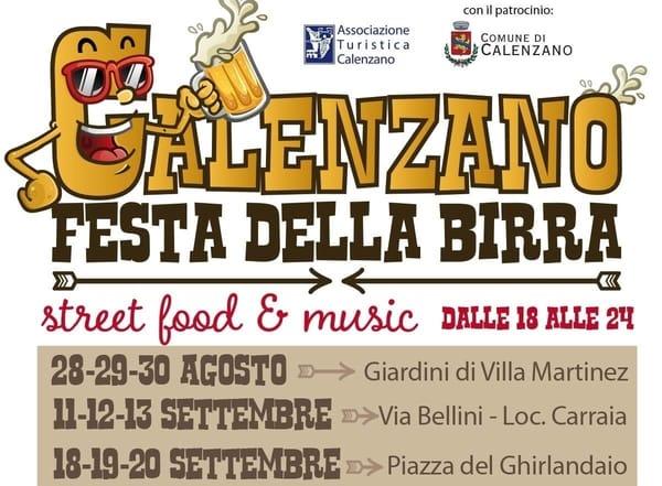 Festa della Birra Calenzano 2020