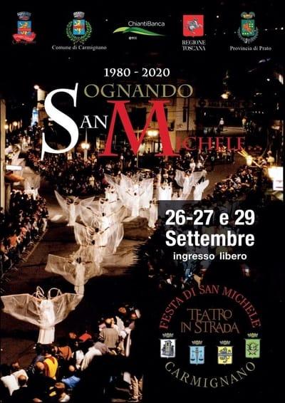 Festa di San Michele Carmignano 2020