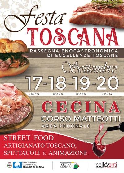 Festa Toscana Cecina 2020